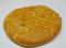 Chlebová placka se škvarky a česnekem